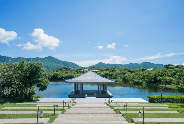 Amanoi Yoga pavilion 2