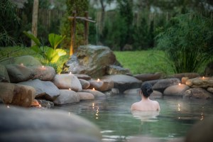In Hot Water. Vietnam's Only Japanese Style Onsen