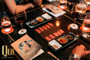 Qui Cuisine & Mixology Hosts Stockyard & Concha Y Toro