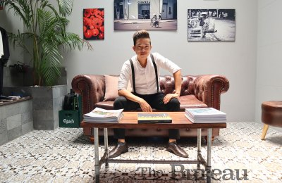 Le Barbier De Saigon's Manscaping Services Are All About Self-Respect