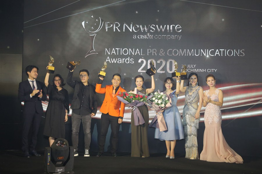 Winners Announced in Inaugural PR Newswire Vietnam National PR & Communications Awards