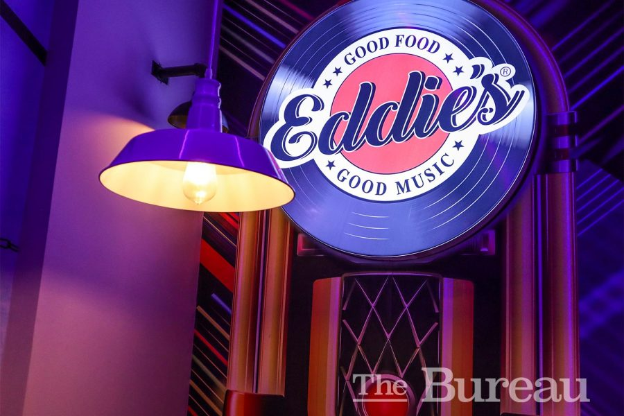 "The Reuben Sandwich At Eddie's Diner Is ""Part Science, Part Artistry & A Bit Of Magic"""