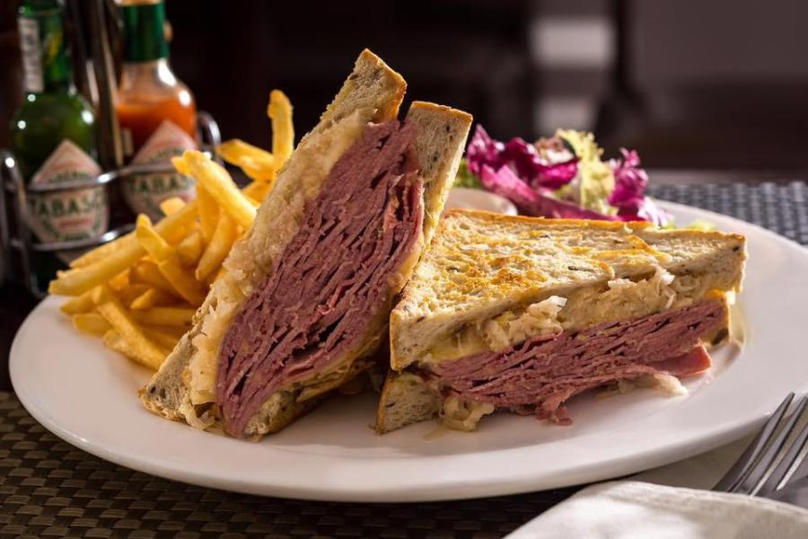 The Reuben Sandwich Scene In Saigon: 7 Places To Taste Real Americana In Vietnam & How You Can Make It At Home