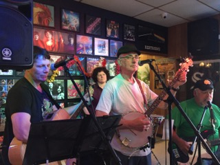 Roadhouse52 in Manhattan: Retirement Party: May 2017