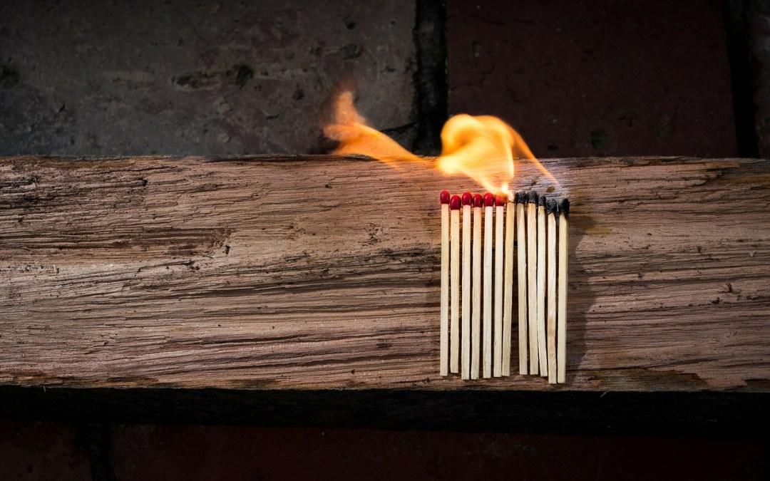 When you feel like burning a bridge…pause.