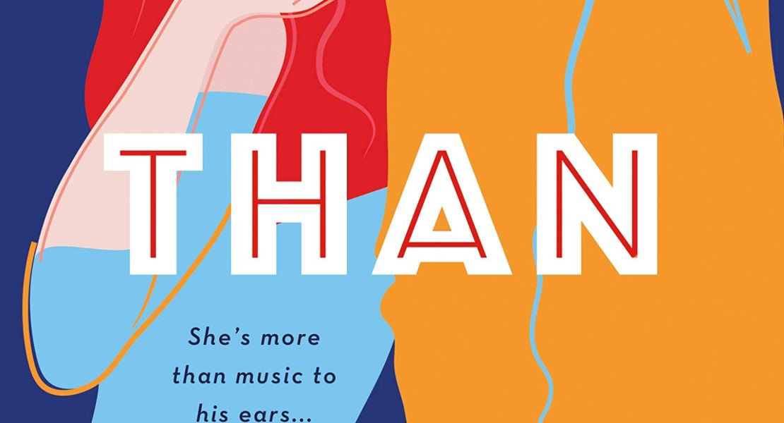 Book cover of More Than Maybe by Erin Hahn