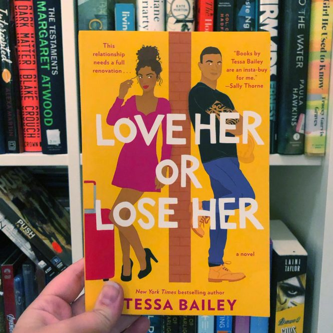 Photo of the book Love Her or List Her by Tessa Bailey