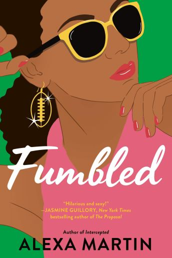 Book cover of Fumbled by Alexa Martin