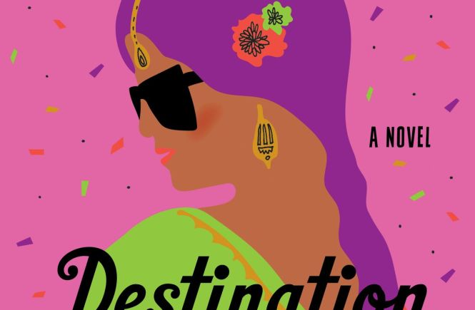Book cover of Destination Wedding by Diksha Basu