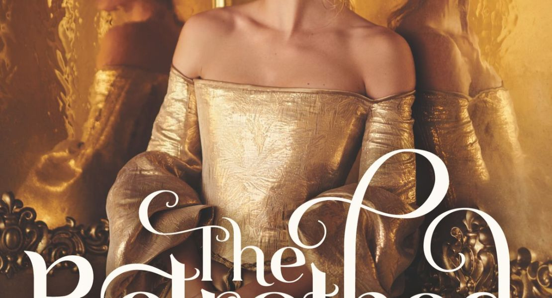 Book cover of The Betrothed by Kiera Cass