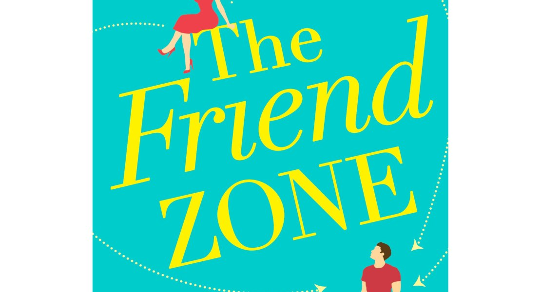 Book Cover of The Friend Zone by Abby Jimenez
