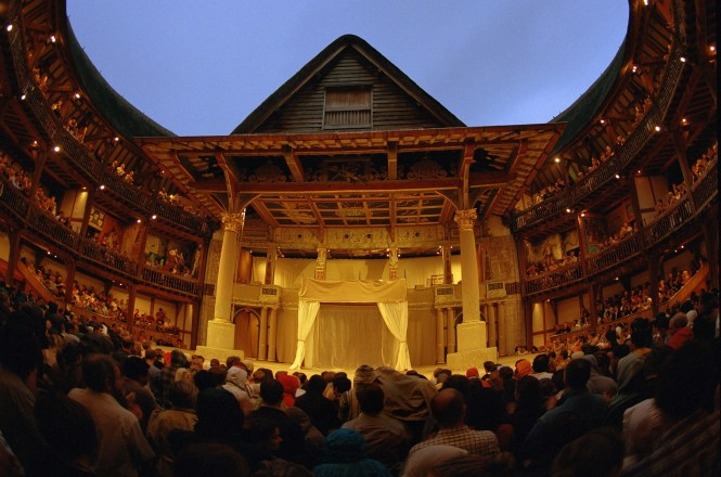 Shakespeare Globe Theater