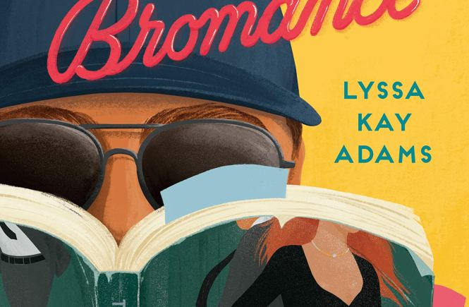 undercover bromance by lyssa kay adams book cover