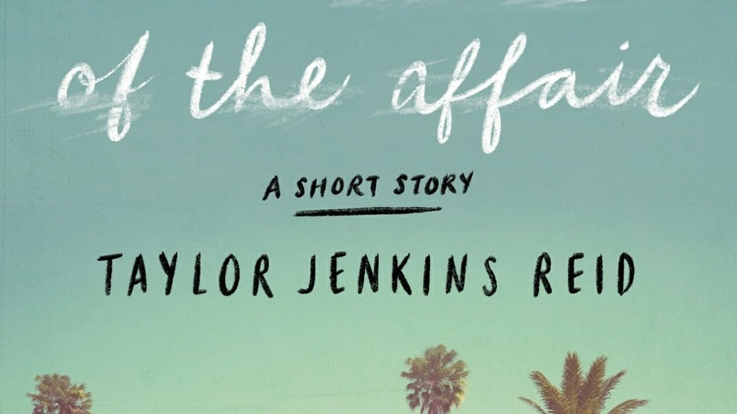 evidence of the affair by taylor jenkins reid book cover