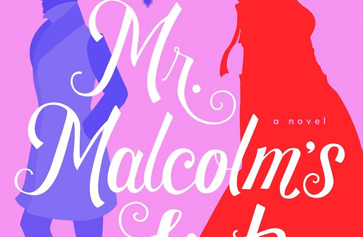 mr malcolm's list by suzanne allain book cover
