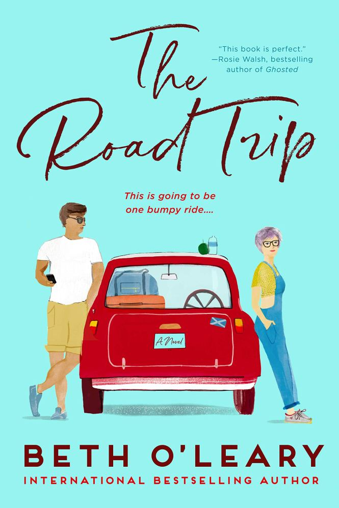 the road trip by beth oleary
