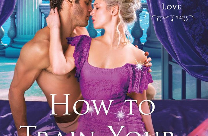 how to train your earl by amelia grey