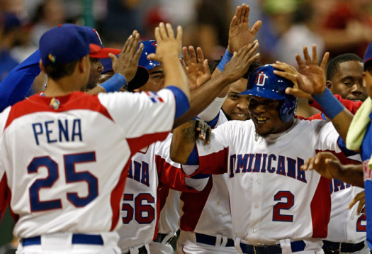 Dominican Republic wins the 2013 World Baseball Classic. (Google Images)