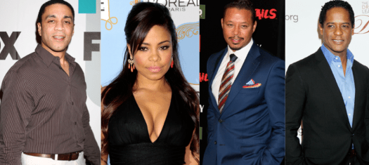Sanaa Lathan, Terrence Howard, Harry Lennix and Blair Underwood will star in Aleta Chappelle's adaptation of Shakespeare's 'Macbeth.'  (Image: Madame Noire)