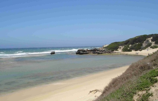 Kenton-on-Sea is located in the Eastern Cape of South Africa. (Google Images)