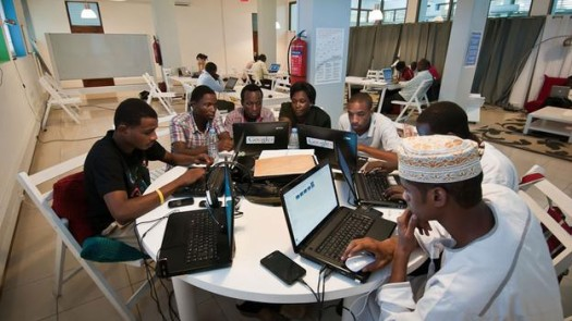 The inflated cost of IT infrastructure is a barrier to high-speed internet access in Africa.  (Photo Credit: iafrica.tv)