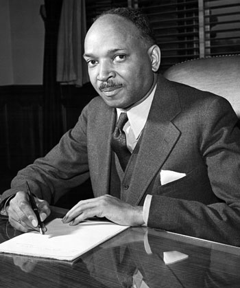 Journalist Claude Barnett is often referred to as the father of the Negro press. (Photo Credit: Google Images)