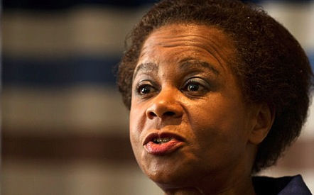 Mamphela Ramphele, the woman presidential candidate whom many believed could unseat the ANC has hit a road block. (Photo Credit: Google Images)