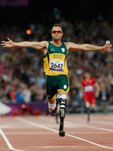 ParaOlympic champion Oscar Pistorius' trial for the premeditated murder of his girlfriend is set to begin. (Photo Credit: Google Images)