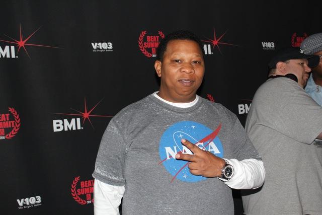 Southern hip hop producing legend Mannie Fresh. (Photo Credit: DJ Blak Magic)