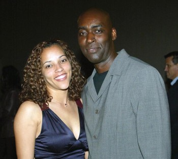 Actor Michael Jace and April Jace during happier times. (Photo Credit: Google Images)
