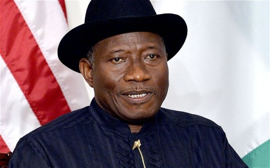 Nigerian President Goodluck Jonathan.  (Photo Credit: Google Images)