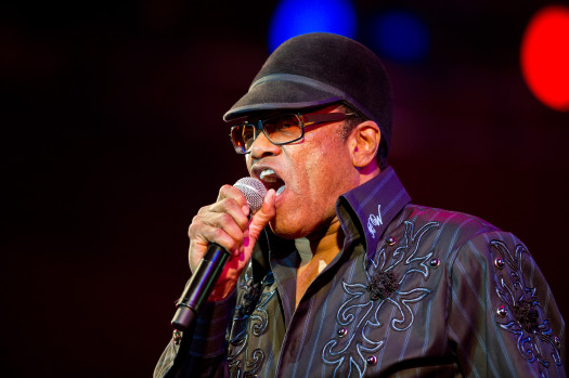 Legendary Soul singer Bobby Womack performing at the Roskilde Festival in 2010. (Photo: Google Images)