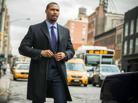 Omari Hardwick stars in his first lead television role as James 'Ghost' St. Patrick in the STARZ original series 'Power'. (Photo Credit: STARZ)
