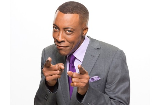 Comedian and talk show host Arsenio Hall.  (Photo Credit: Google Images)