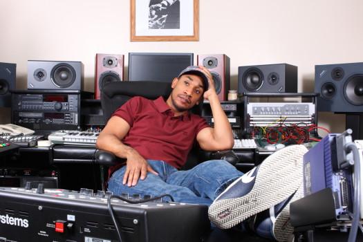 Legendary Hip-Hop producer Prince Paul.  (Photo Credit: Donald Hight)