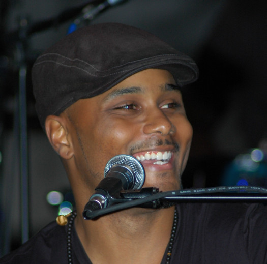 Singer and musician George Tandy, Jr. (Photo Credit: Ryan O'Neil Milton/INform Magazine)