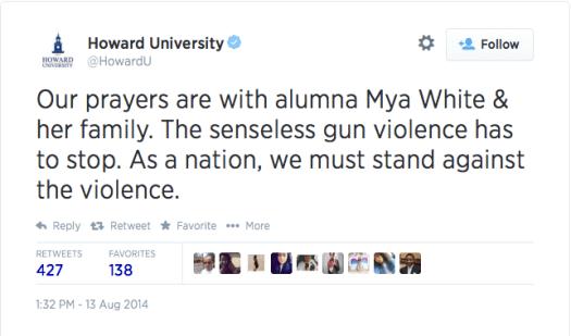 Photo Credit: Howard University/Twitter