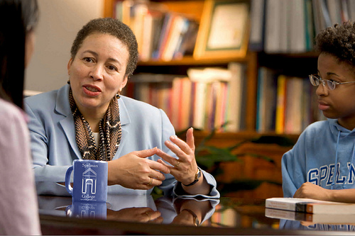 Spelman College's outgoing president Beverly Tatum.              (Photo Credit: Google Images)