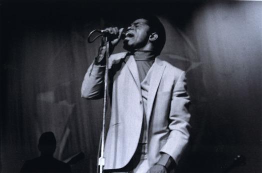 Legendary performer James Brown. (Photo Credit: Emilio Grossi/HBO)