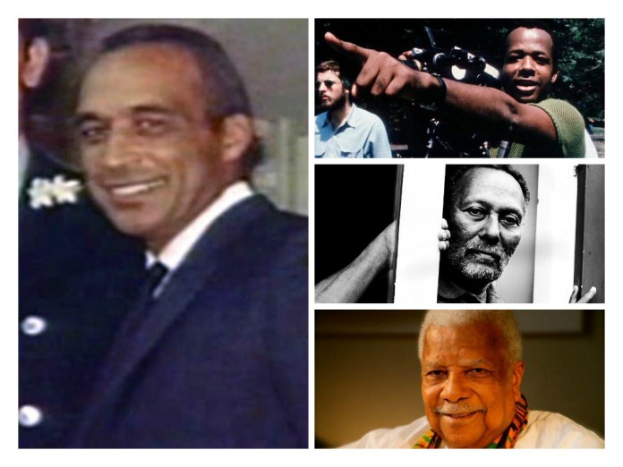 Film and television pioneer Ike Jones, documentarian William Greaves, renowned scholars Stuart Hall and