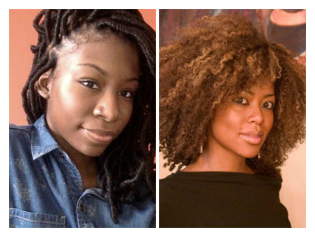 For Brown Girls Blogger Karyn Washington and Miss Jessie's co-founder Titi Branch committed suicide this year. (Photos: Google Images)
