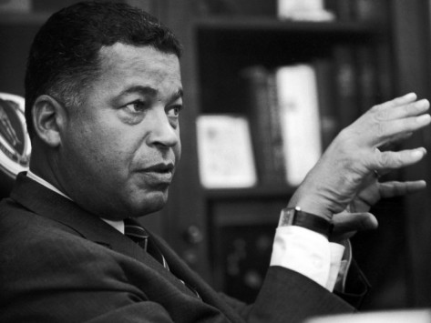 Edward Brooke, the first black American to be elected to the U.S. Senate has died. He was 95. (Google Images)