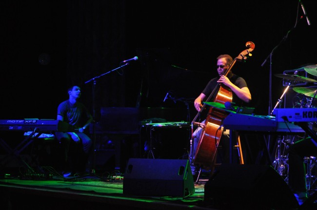"""Grammy-winning bassist, producer and composer Stanley Clarke plays Variety Playhouse in Atlanta. (Photo Credit: Quentin """"Stigmah"""" Dupree)"""