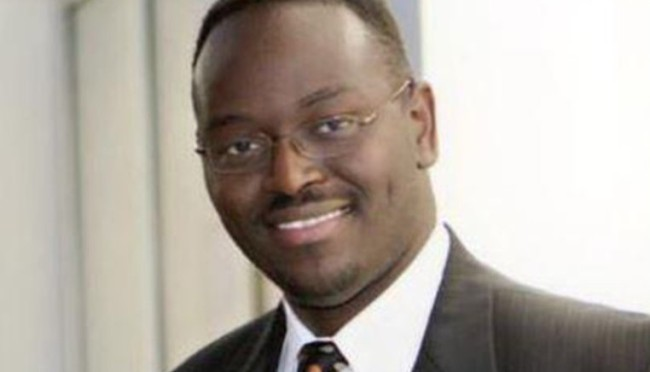 Pastor and state senator Clementa Pinckney was killed in the massacre.  (Photo: Google Images)