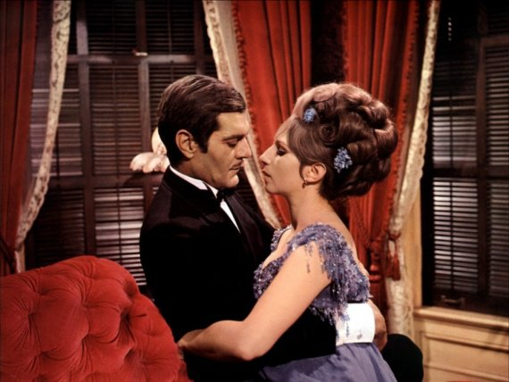 Omar Sharif starred opposite Barbra Streisand in Funny Girl. (Photo: Google Images)