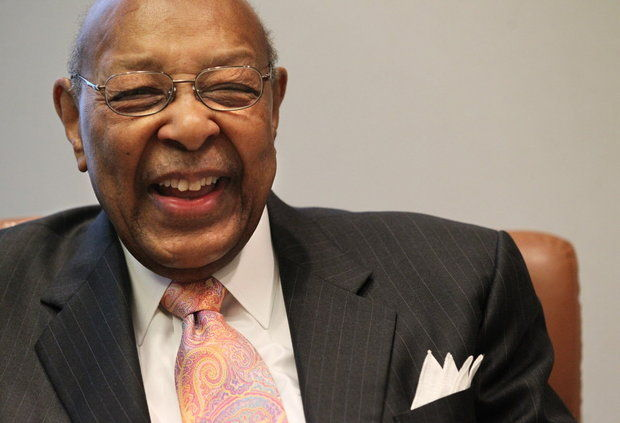 Ohio's first African-American congressman Louis Stokes dies at 90. (Photo: Google Images)