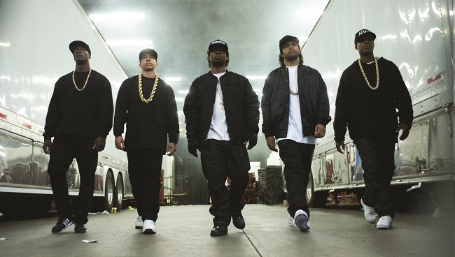 Universal Pictures' blockbuster, Straight Outta Compton, has grossed over $100 million in domestic theaters. (Photo Credit: Universal Pictures)