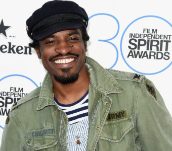 Rapper/actor Andre 'Andre 3000' Benjamin will star in season 2 of John Ridley's 'American Crime.'