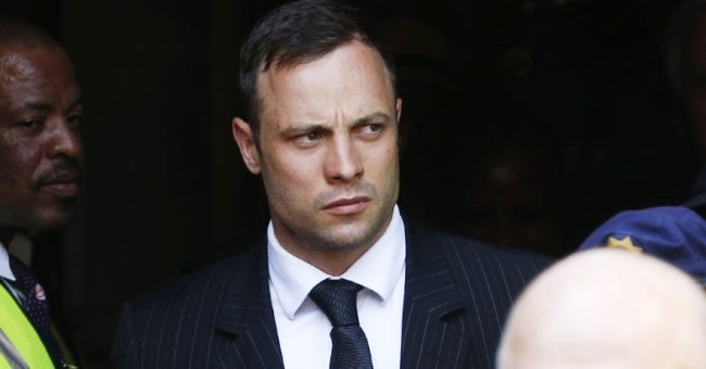 South African Olympic and Paralympic athlete Oscar Pistorius has been released from prison. (Google Images)