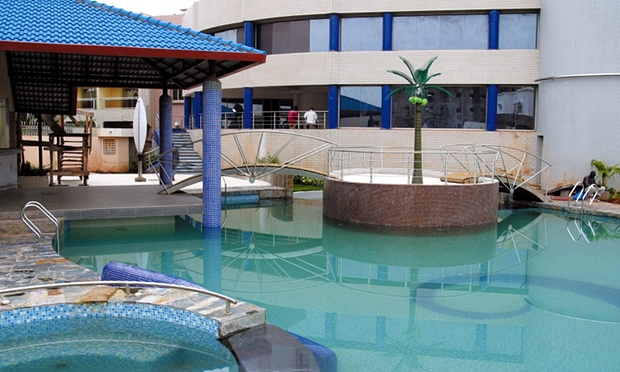 The Mali Blu Radisson Hotel has been taken over by suspected Islamists. (Photo: Google Images)